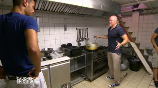 M6 Cauchemar en cuisine