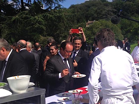 Déjeuner des Ambassadeurs