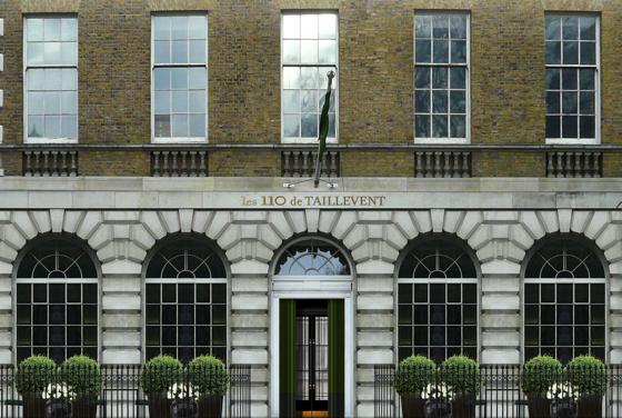Les 100 de Taillevent Londres