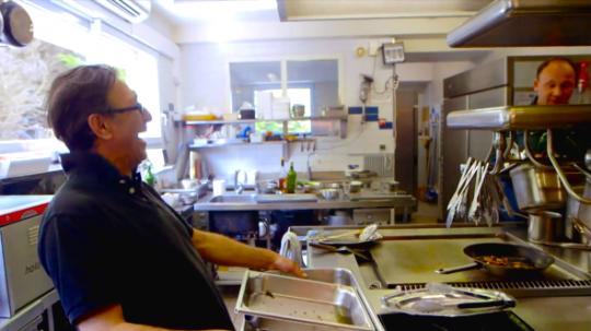 Chaud devant en cuisine en bretagne avec patrick jeffroy for Arte tv cuisine des terroirs