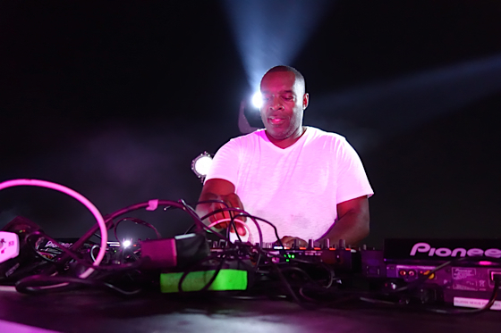 Kevin Saunderson Carré Mer