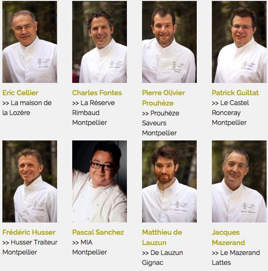 Cl'Hub des chefs d'oc