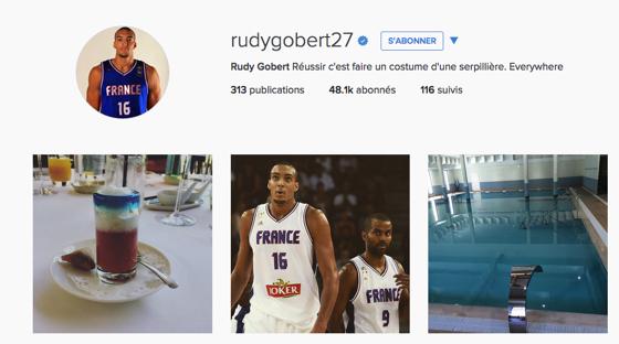 rudy Gobert Montpellier