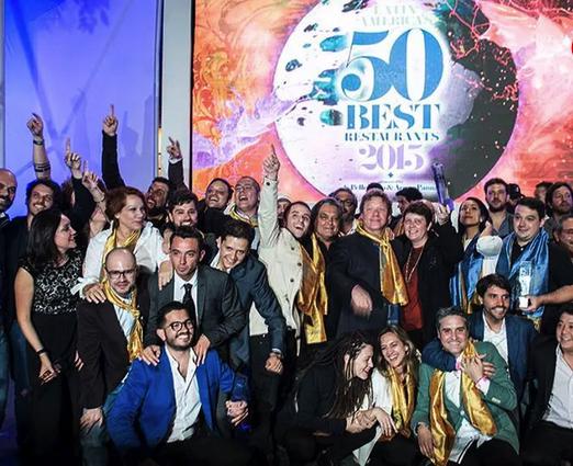 50 Best restaurants 2015 Latin America