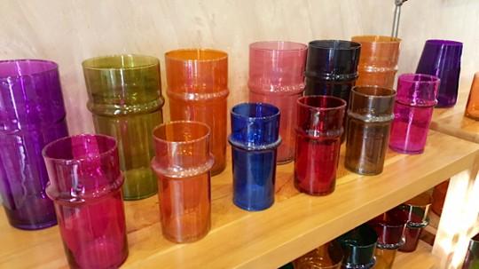 Atelier de verre Beldi Marrakech