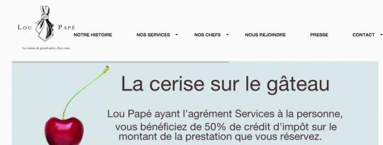 la restauration française va t-elle connaitre un phénomène uber ... - Service De Cuisine A Domicile
