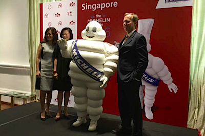 michelin singapour