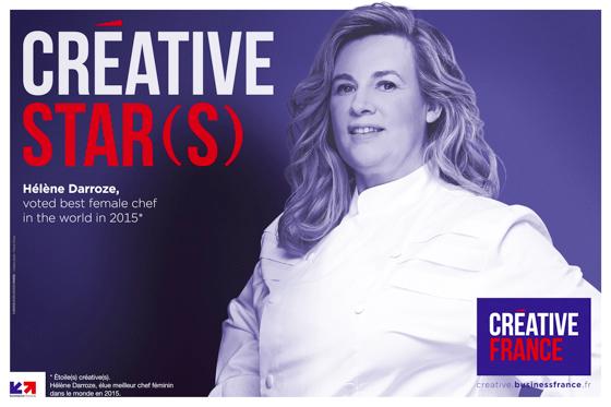 Creative Stars Helene Darroze