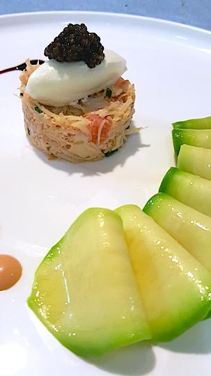 Crabe recette Pourcel