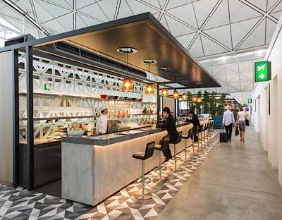 Best Lounges Qantas