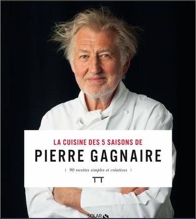 """Résultat de recherche d'images pour """"livre de cuisine Pierre Gagnaire"""""""