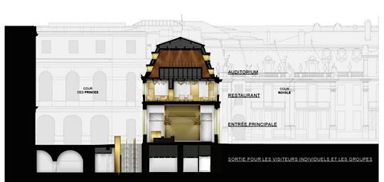 le ch teau de versailles aura bien son restaurant chefs pourcel blog. Black Bedroom Furniture Sets. Home Design Ideas
