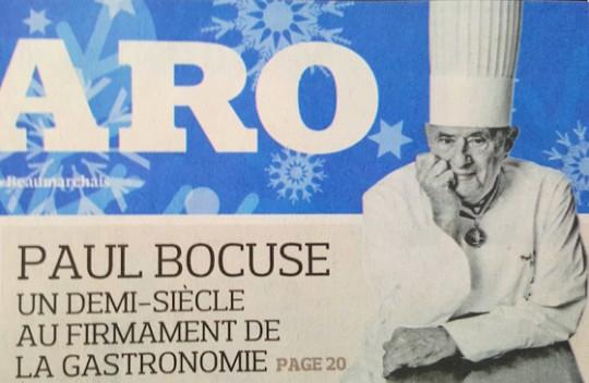 Bocuse Figaro
