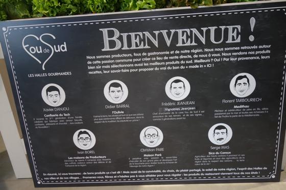 Fous du Sud - Halles Sud de France - Montpellier