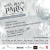 Retenez la date » le 8 août » White Room » ……