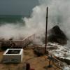 Et soudain, la mer se soulevas….