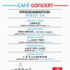 Soirée Jazz tous le mois d'août à Insensé…. au restaurant du Musée Fabre !