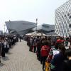 Qui dit qu'il n'y a pas de monde à l'Expo Universelle de Shanghai ?…