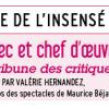 En direct de la terrasse d'Insensé… rendez-vous Montpellier Danse.10
