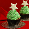Christmas cupcakes, Christmas morning muffins… Vous n'y échapperez pas !