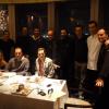 Encore quelques souvenirs des dîners au Crown Hôtel