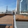 La plus belle terrasse de Paris… Pour Maison Blanche