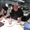 Scènes de cuisine André Chiang/Frères Pourcel