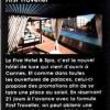 Quand la presse internationale découvre le Five Hôtel & Spa