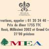 Festival de Cuisine au Relais & Châteaux Albergo à Beyrouth