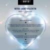 Le 14 février, pensez Saint-Valentin au restaurant Insensé du musée Fabre