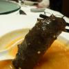 Une expérience culinaire… nous avons osé manger de l'holothurie !