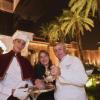 Marrakech : le restaurant italien de la Mamounia… un régal