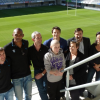 Gastronomie et rugby réunis pour aider l'association «Dessine-moi une maison» – 3 décembre 2012 au domaine de Verchant