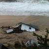 Ouragan Sandy : Comment certains restaurants de plage ont disparus en quelques heures