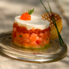 Recette de la semaine : apéritif cocktail, les grands plats dans les petits ! La tradition revisitée
