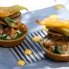 Recettes de la semaine – moules en beignets & tarte de girolles -