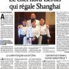 Le chef de » Maison Pourcel » à Shanghai remporte l'équivalent du Masterchef chinois