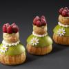 Fruits rouges pour la collection pâtisserie 2013 du chef Cyril Lignac