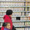 Chine : le lait » Made in France » pour bébés rassure les parents