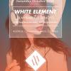 Ce samedi soir » White Element » à Maison Blanche Paris … Un Blanc qui s'offre à toutes les folies !