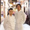 Des Chefs Japonais de Paris cuisinent pour Japan Airlines