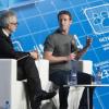 Mark Zuckerberg, PDG de Facebook, a choisi pour deux dîners la cuisine des Roca