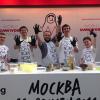 Omnivore World Tour Moscou 2014… c'est terminé depuis hier soir …