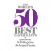 Ce lundi 28 avril au soir à Londres, la liste des – The World's 50 Best Restaurants – sera révélée
