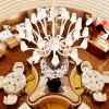 Tokyo n'en finit pas de produire des tables étonnantes, le nouveau restaurant L'Osier