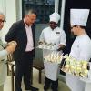 A. Ducasse au Brésil : » Un chef cuisinier a besoin de partager son expérience «