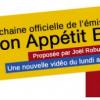 » Bon Appétit Bien Sûr » revient… mais en ligne.