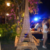 Mozaïc Beach Club à Seminyak – 4 chefs pour un dîner à 8 mains -
