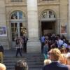 La presse en parle : «Le 4e Mur» de Philippe Etchebest a ouvert au déjeuner à Bordeaux, il a fallu faire la queue pour passer à table !