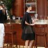 Pour la Fashion Week, Lagerfeld fait défiler Chanel dans une Brasserie